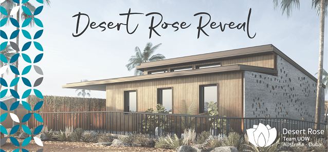 Desert Rose Reveal