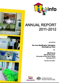 HMinfo Annual Report 2011/2012