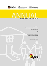 HMinfo Annual Report 2013/2014