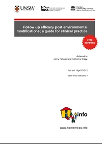 Follow-up efficacy post environmental modifications; a guide for clinical practice.