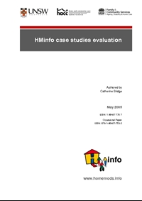HMinfo Case Studies Evaluation