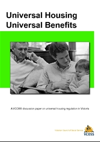 Universal Housing, Universal Benefits.