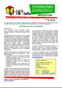 HMinfo Quarterly Newsletter - Edition 13