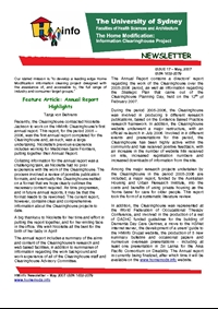 HMinfo Quarterly Newsletter - Edition 17